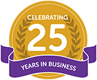 SureCare Celebrating 25 Years in Business