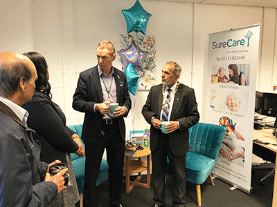 SureCare Peterborough hosts official branch launch